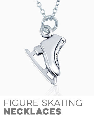 Figure Skating Necklaces