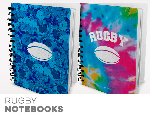 Rugby Notebooks