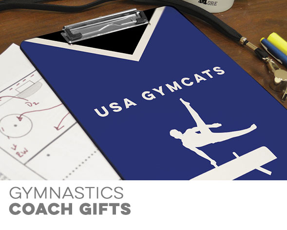 Gymnastics Coach Gifts