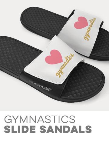 Gymnastics Slide Sandals