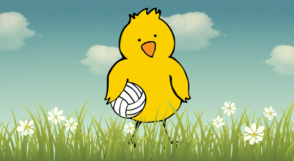 Volleyball Easter Gifts