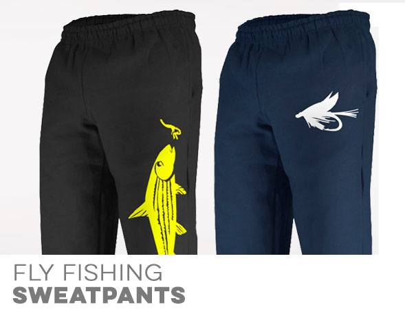 Fly Fishing Sweatpants