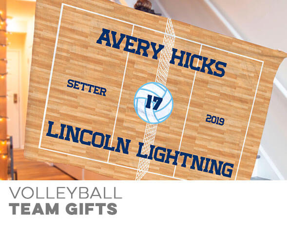 Volleyball Team Gifts