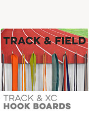 Track and Cross Country Hooked on Boards