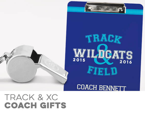 Track & Cross Country Coach Gifts