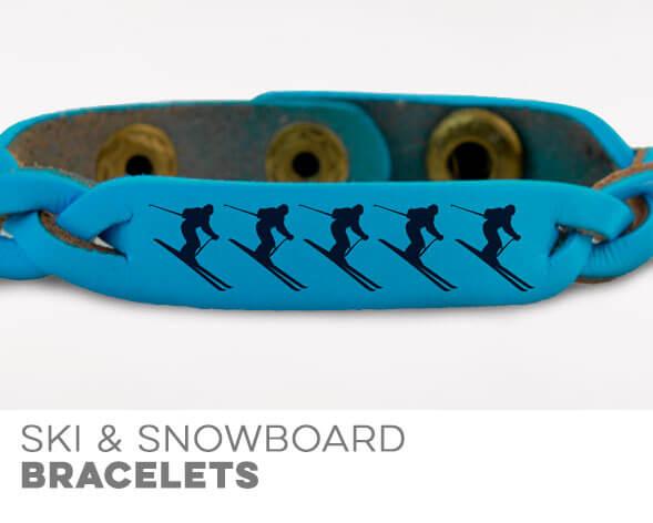 Skiing & Snowboarding Bracelets