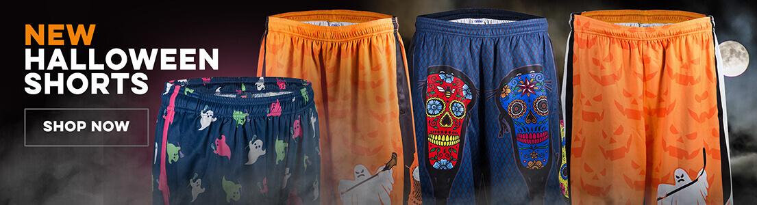 New Halloween Shorts
