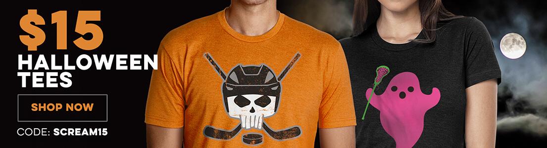 $15 Halloween T-Shirts!