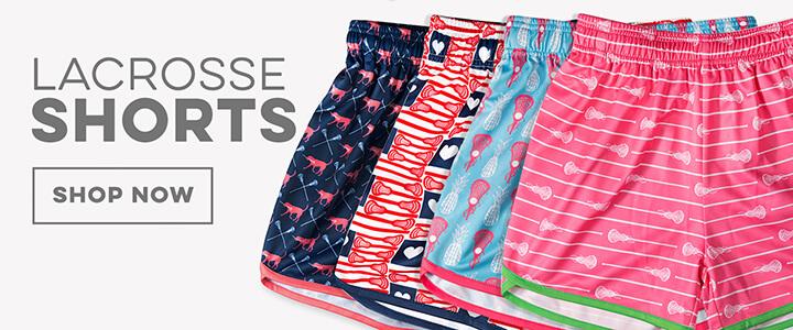 Girls Lacrosse Shorts