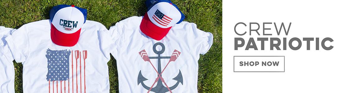 Crew Patriotic Gifts!