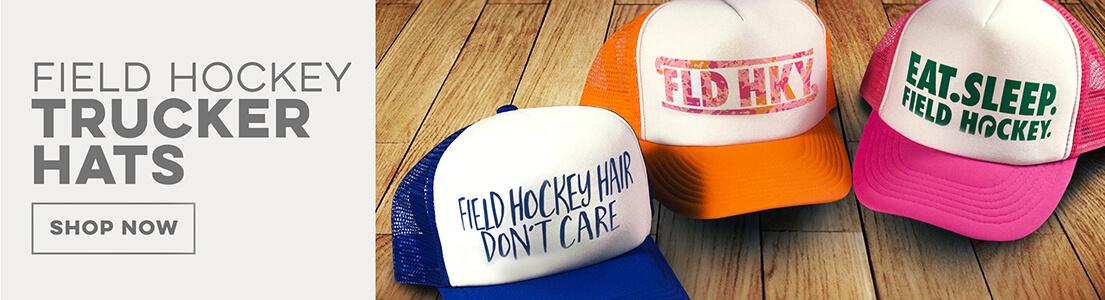 Field Hockey Trucker Hats!
