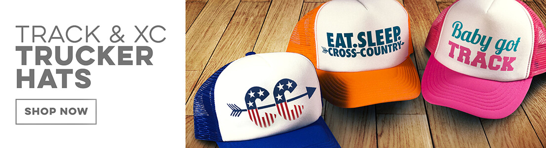 Track Trucker Hats