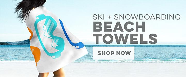 Skiing Towels