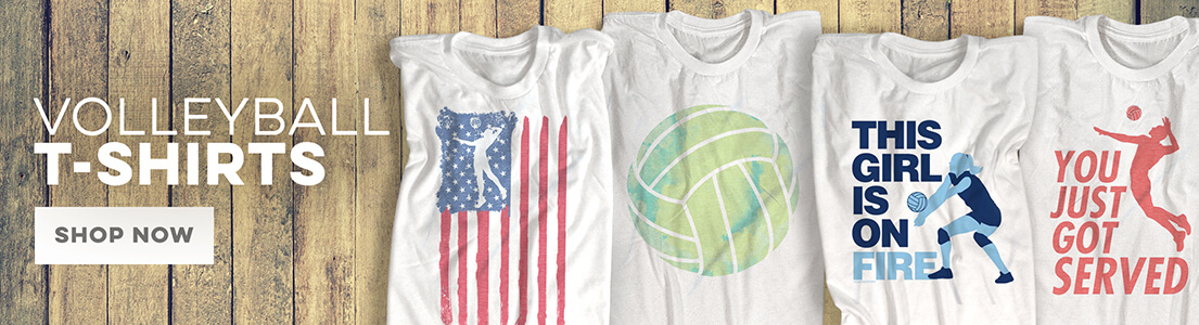 Volleyball Tees from ChalkTalk SPORTS!