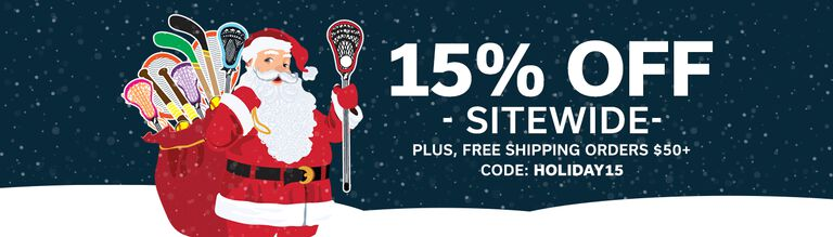Black Friday 15% Off Sitewide and Free Shipping Orders $50+s