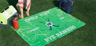 Field Hockey Blankets