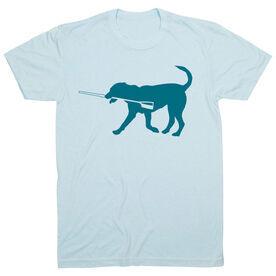 Crew Tshirt Short Sleeve Cody The Crew Dog