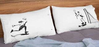 Lacrosse Pillowcases