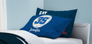 Volleyball Pillowcases