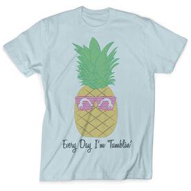 Vintage Cheerleading T-Shirt - Every Day I'm Tumblin'