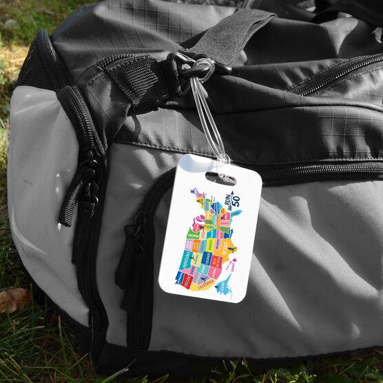 Running Bag/Luggage Tag - Run 50