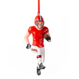 Football Ornament - Football Player