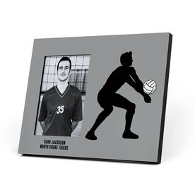Volleyball Photo Frame - Guy Player