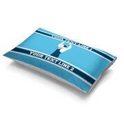 Wrestling Pillowcase - Personalized Wrestler