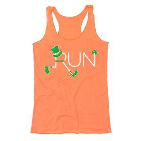 Women's Everyday Tank Top - Let's Run Lucky