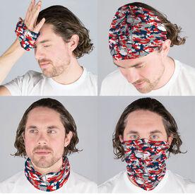 Football Multifunctional Headwear - Camouflage RokBAND