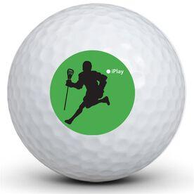 iPlay Lacrosse (Male) Golf Balls