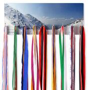 Skiing & Snowboarding Hook Board - Mountain Top