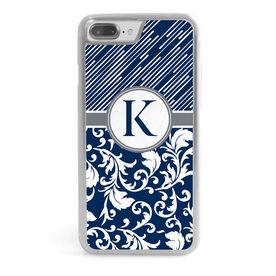 Personalized iPhone® Case - Elegant Monogram