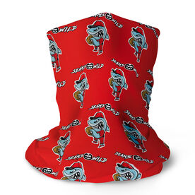Seams Wild Baseball Multifunctional Headwear - Rojo Chomp (Pattern) RokBAND