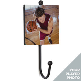 Basketball Medal Hook - Your Player Photo