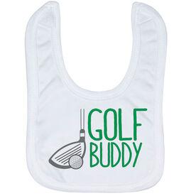 Golf Baby Bib - Golf Buddy