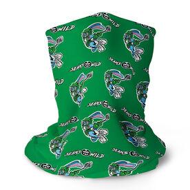 Seams Wild Lacrosse Multifunctional Headwear - Jumpin' Jack (Pattern) RokBAND