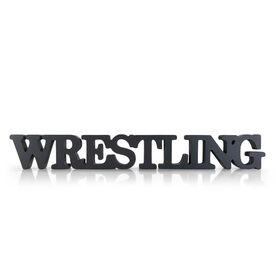 Wrestling Wood Words