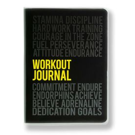 Workout Journal - Inspirational