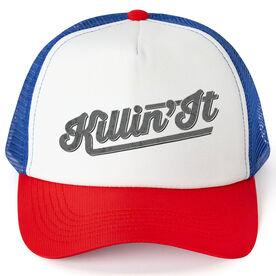 Running Trucker Hat - Killin' It