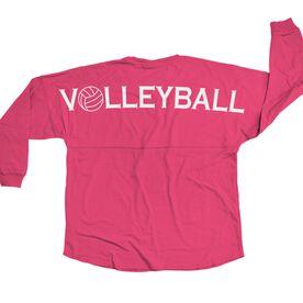 Volleyball Statement Jersey Shirt Volleyball