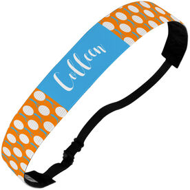 Golf Julibands No-Slip Headbands - Personalized Pattern