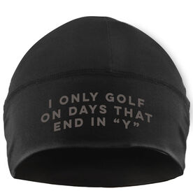 Beanie Performance Hat - Days That End In Y