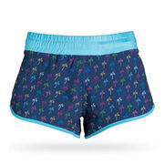 """Tropical Vibes 3"""" Performance Shorts"""