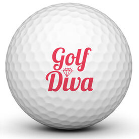 Golf Diva Golf Ball