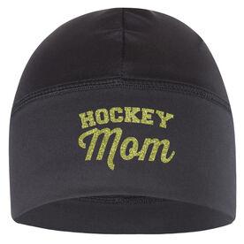 Beanie Performance Hat - Hockey Mom