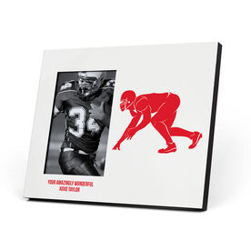 Football Photo Frame - Linebacker