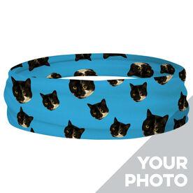 Multifunctional Headwear - Custom Cat Face RokBAND