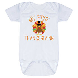 Baby One-Piece - My First Thanksgiving