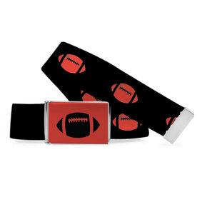 Football Lifestyle Belt Footballs